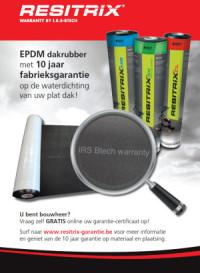 Resitrix brochure, specialist EPDM