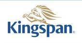 Kingspan logo - isolatiemateriaal - één van de merken die Dakwerken Verschueren uit Oudenaarde installeert